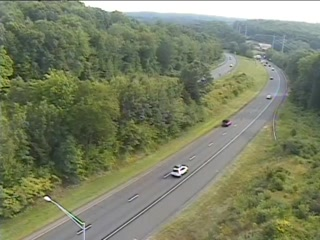 CAM 144 Waterbury I-84 WB Exit 17 - Chace Pkwy.
